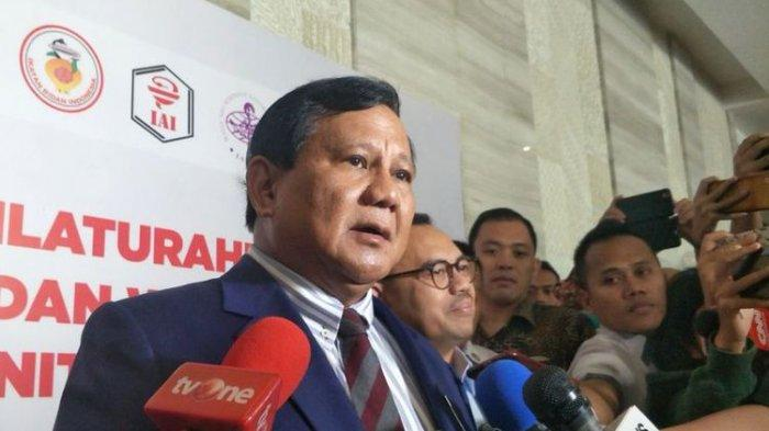 Prabowo Mengaku Ingin Istirahat, Anak Semata Wayangnya Jadi Alasannya