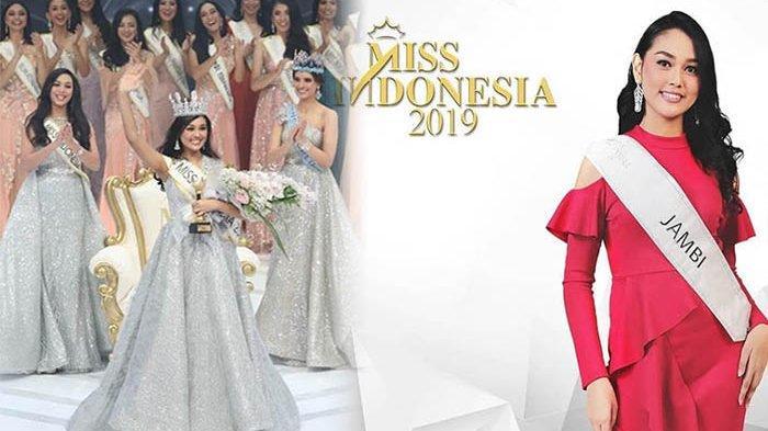 Cantiknya Princess Mikhaelia Audrey Jawara Miss Indonesia 2019, Yuk Intip Potret Dibalik Panggung!