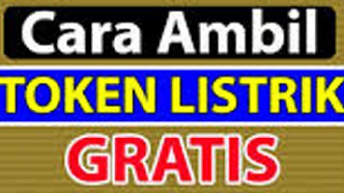 Cara Ambil Token Gratis Login www.pln.co.id Gratis Token Listrik Bulan Februari 2021