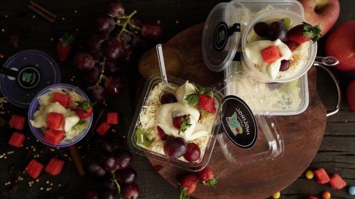 CARA Buat Salad Buah & Ini Manfaat Salad Buah untuk Kesehatan