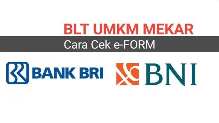 CARA Cek BLT UMKM Tahap 3 Rp 1,2 Juta di Link Resmi BNI Banpresbpum.id & BRI eform.bri.co.id/bpum