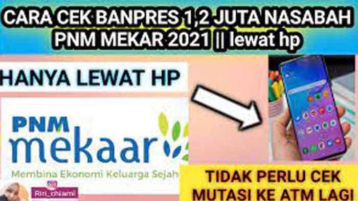 Buka Blokir Saldo Rp1,2 Juta ATM BNI & BLT UMKM Mekar BNI Cair Cek Penerima Banpres banpresbpum.id