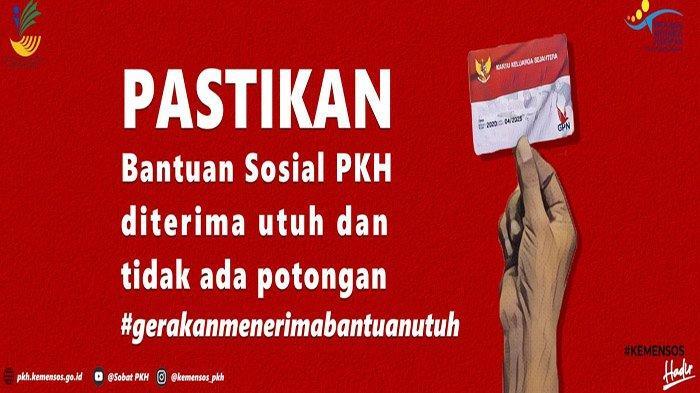 Cara Dapat Bansos PKH dari Kementerian Sosial Republik Indonesia