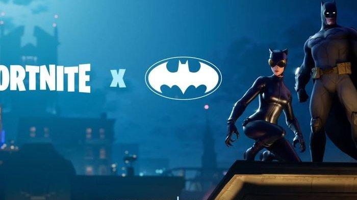 Cara Dapat Skin Batman di Fortnite, Penasaran Apa Isi BundleSkin Batman ke-4?