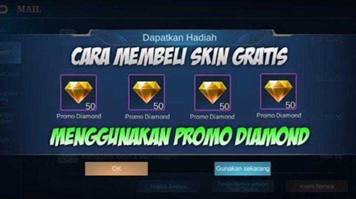 Cara Dapat Skin Gratis Mobile Legends Event 11 11 Promo Diamond Berlaku Sampai 14 November Tribun Pontianak