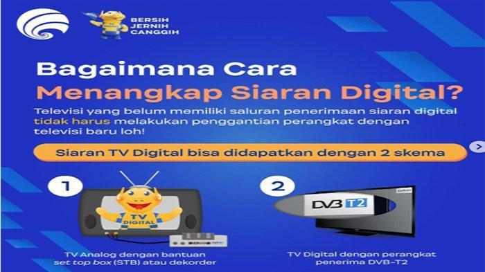 Pasang Set Top Box TV Digital Cara Beralih ke Siaran Digital