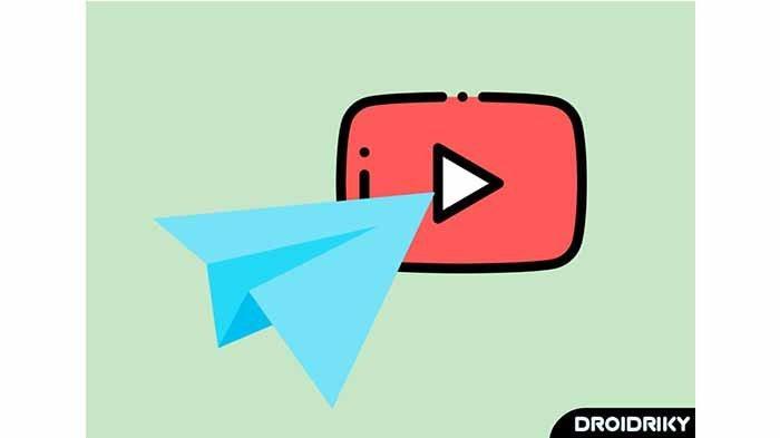 Cara Download Video Youtube di Telegram, Lewati Dua Cara Mudah Video Bisa Ditonton Offline