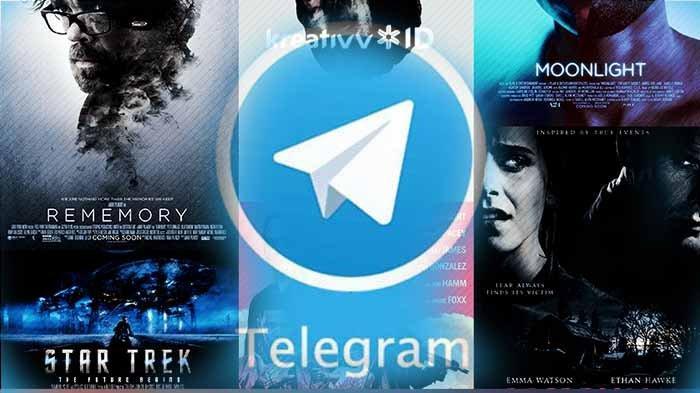 CARA Download Berbagai Film Pakai Aplikasi Telegram, Download Film Baru Mudah Tanpa Iklan