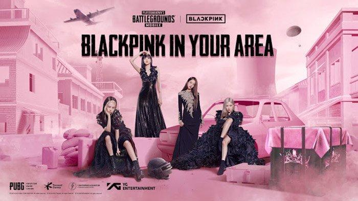 Cara Main PUBG Mobile Bareng Personel BLACKPINK, Invite ID Number PUBGM Jennie, Jisoo, Lisa dan Rose