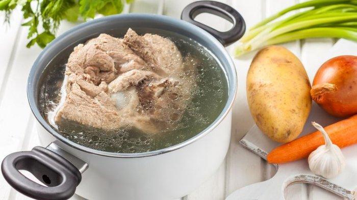 Cara Masak Daging Biar Cepat Lembut dan Empuk Lengkap Cara Rebus Daging 5-30-7 Biar Hemat Gas