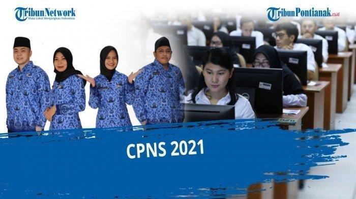 CARA Melihat Jumlah Pesaing CPNS 2021 di SSCN di https //sscn.bkn.go.id/ untuk Seleksi CPNS