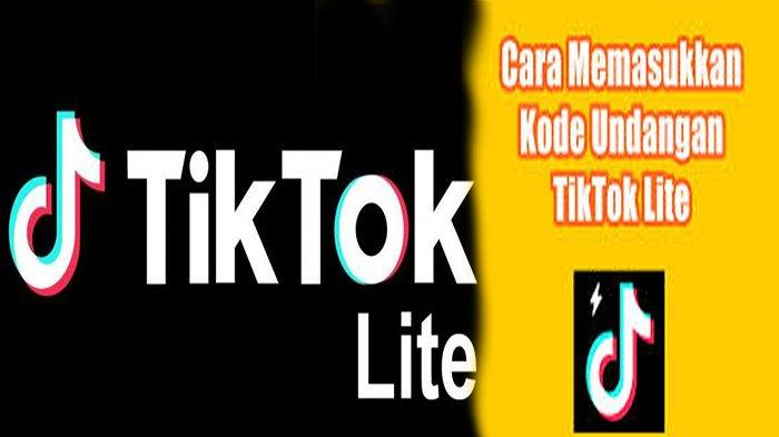 Cara Memasukkan Kode Referal Tiktok Lite, Download Tiktok Lite 19.2.4