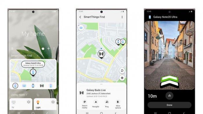 Cara Mencari Hp Yang Hilang Dengan Akun Google Samsung Punya Aplikasi Untuk Melacak Hp Yang Hilang Tribun Pontianak