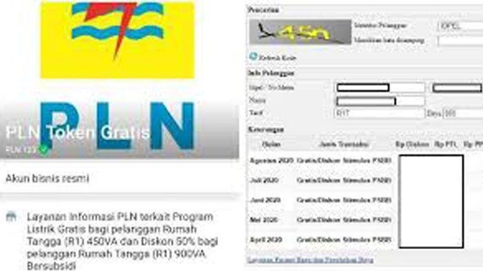 Cara Mendapatkan Token Gratis Maret 2021 Login www.pln.co.id Klaim PLN Token Gratis 2021
