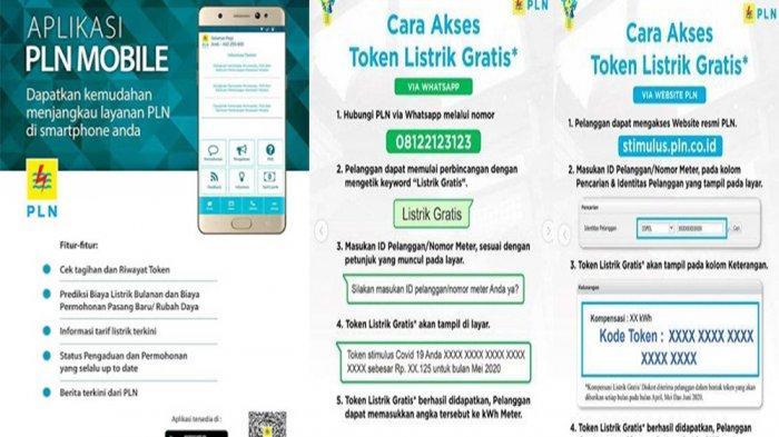 CARA Mendapatkan Token Listrik Gratis Januari 2021, PLN Mobile Login www.pln.co.id & WA 08122123123