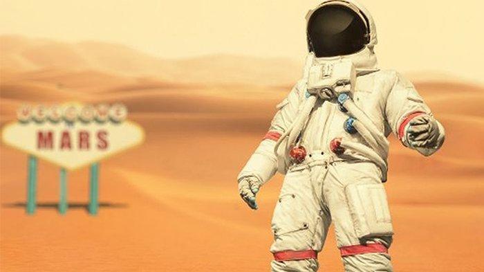Cara Menentukan Jadwal Solat di Luar Angkasa dan Cara Menentukan Arah Kiblat Sholat di Planet Mars