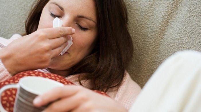 CARA Mengembalikan Indra Penciuman Akibat Flu, Ini Beda Flu Biasa dengan Covid