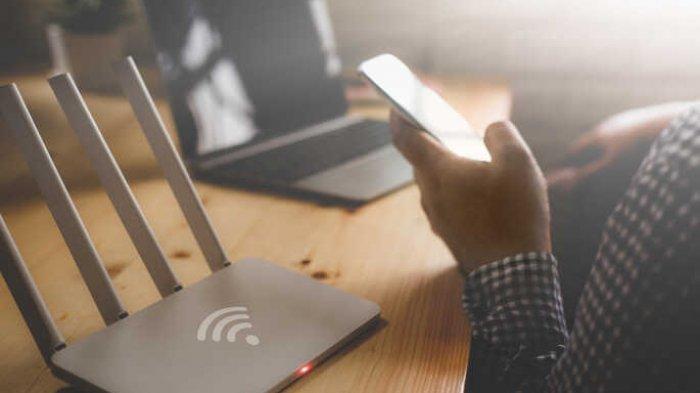 Cara Mengganti Password WiFi Lewat Smartphone Android