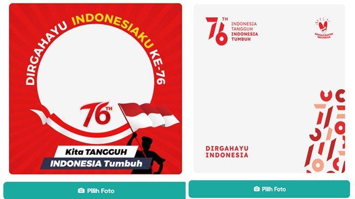 LINK TWIBBON HUT Kemerdekaan RI ke-76, dan Makna Logo Menurut Kemensesneg