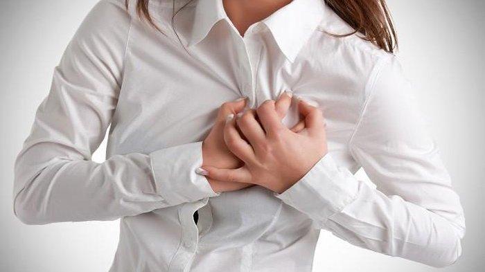 Penyebab Serangan Jantung Mendadak ! Tak Hanya Usia Tua, Waspada Bisa Terjadi di Usia Muda