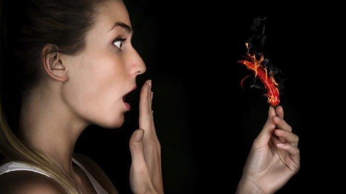 Cara Cepat Menghilangkan Pedas di Mulut Dalam Sekejap Hanya dengan Bahan Alami