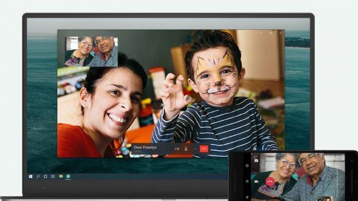 Cara Nelfon dan Video Call WhatsApp dari Komputer - Cek Fitur Baru Update WhatsApp dan Link Download