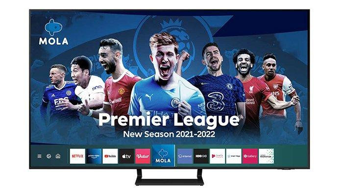 Cara Nonton Live Streaming Mola TV Liga Inggris Malam Ini