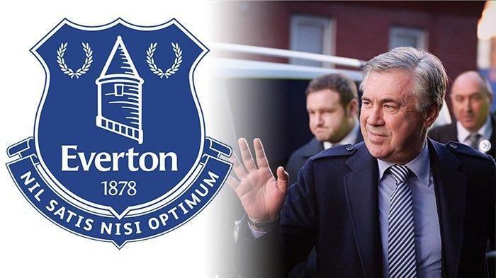 CARLO Ancelotti Resmi Pelatih Everton dari Napoli Jelang Everton Vs Arsenal Liga Primer Inggris
