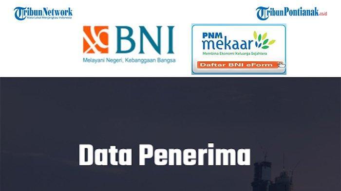 Cek Bansos BNI Mekar Tahap 3 Pencairan September 2021 di eform.bri.co.id/bpum