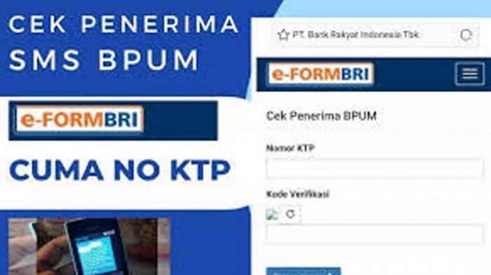 Penyebab Dana BPUM 2021 Tak Lagi 2,4 Jt, Cek Eform.bri.co.id/bpum Mulai Cair Bula Ini & Cara Daftar