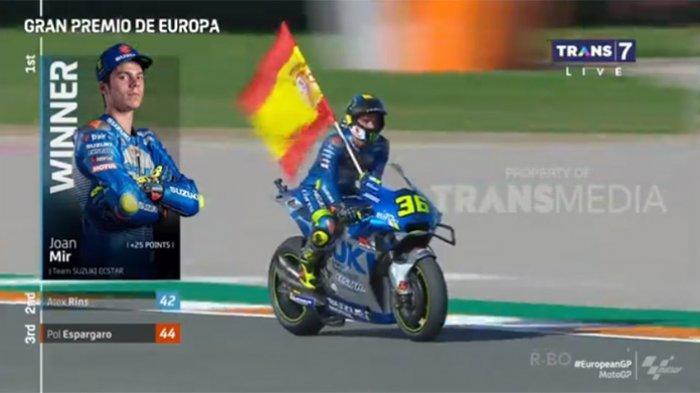 Bastianini Juara Dunia Moto2 Syaratnya Plus 12 Poin - Bagaimana Asa Pebalap Indonesia Andi Gilang ?
