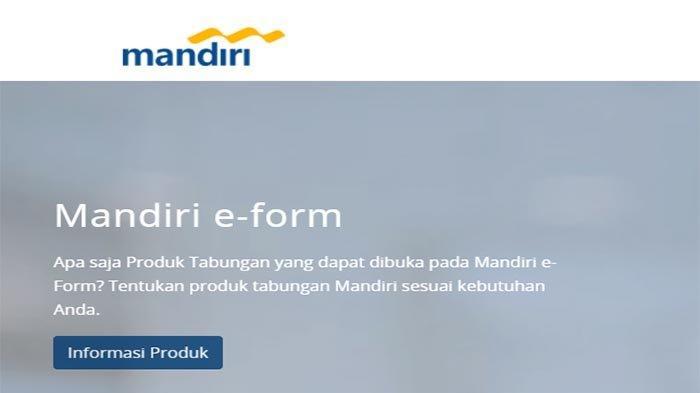 CEK Penerima BLT UMKM Bank Mandiri di eform.bankmandiri.co.id/bpum Cara Daftar BPUM 2021 Rp 1,2 Juta