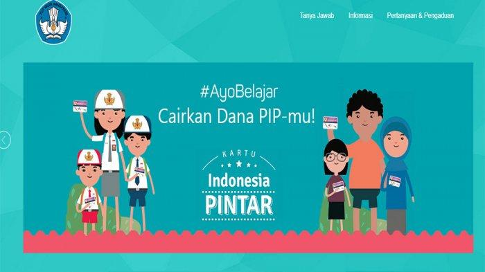 CEK Penerima PIP Login https://pip.kemdikbud.go.id/home, Bantuan Tunai untuk SD SMP SMA dan SMK