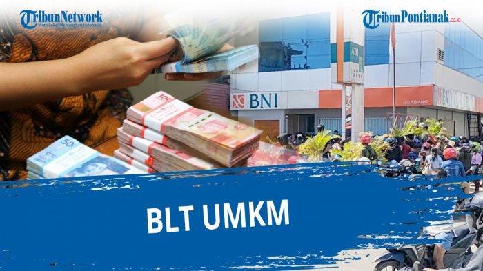 Pencairan Rp 1,2 Juta Bantuan UMKM 2021, Cek Kepastian Penerima di Banpresbpum.id BNI dan Eform BRI