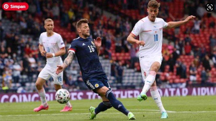 HASIL Skotlandia vs Republik Ceko Euro 2021 Tadi Malam Lengkap Update Klasemen Grup D Terbaru