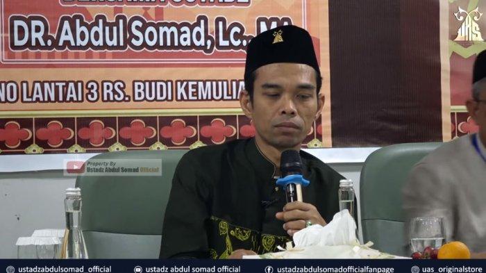 Hukum Suntik Botox Mengurangi Kerutan Wajah Tak Permanen Menurut Ustadz Abdul Somad (UAS)