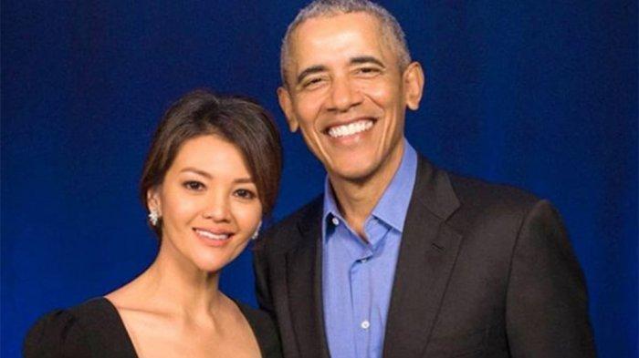 Cerita Farah Quinn Berkesempatan Ngobrol Bareng Barrack Obama hingga Diingatkan Paspampres