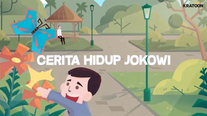 KISAH Hidup Jokowi - Jajan Arang, Digusur dan Ngontrak, Asmara hingga Asal Muasal Sebutan 'JOKOWI'