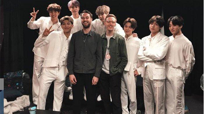 Cerita HONNE Dibalik Kolaborasi dan RM BTS, Ini Alasan Pelantun 'Location Unknown' Pilih Leader BTS