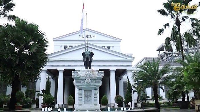 Jawaban Tugas TVRI Kelas 4 6 Hari Ini Rabu 3 Juni 2020, Sejarah Berdirinya Museum Nasional Indonesia