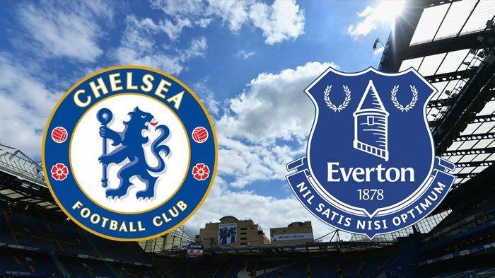 LIVE Streaming Everton Vs Chelsea - 2 Gol di Babak ke Dua Buat The Blues Tertinggal dari The Toffees