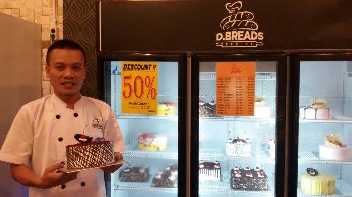 Diolah Baker Berpengalaman, Ini Keistimewaan Roti di D.Bread Recipe