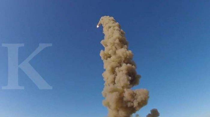 CHINA Berhasil Uji Coba Rudal Pertahanan Udara, Sukses Hancurkan Rudal Nuklir Lawan di Udara