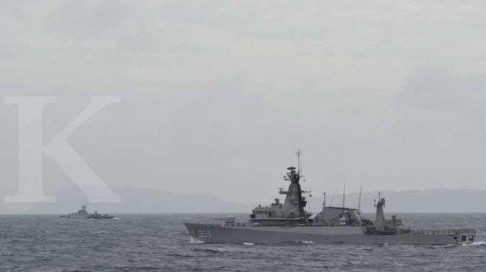 CHINA Dituding Berniat Negatif ke Indonesia, Tiongkok Kepergok Operasikan Sensor Bawah Air ?