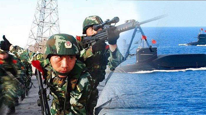 CHINA Gelar Latihan Besar-besaran 2,5 Bulan, Uji Rudal Pertahanan Udara Canggih | Ancam Taiwan?