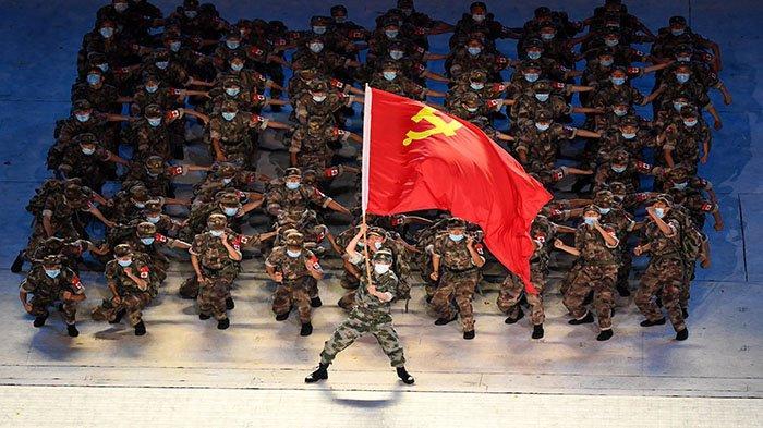 CHINA Jadi Kekuatan Militer Baru Dunia, Petinggi NATO Was-was dan Cemaskan Kemampuan Tiongkok !