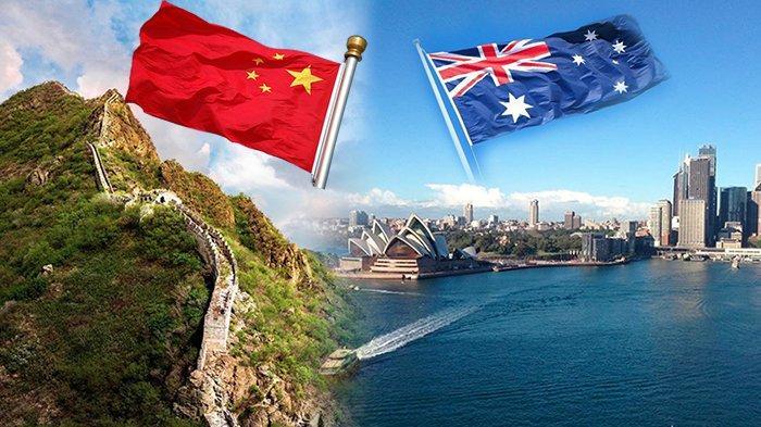 CHINA Vs Australia Memanas, Tiongkok Tolak Ajakan Negeri Kangguru Berunding   Perang Dagang Jilid 2?