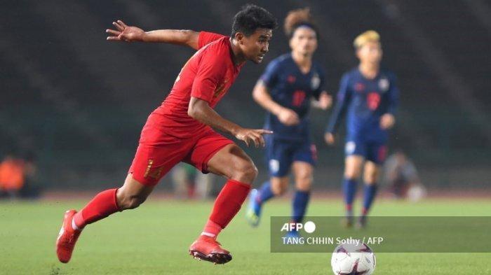 CHINESE Taipei Vs Indonesia Live Skor Update, Egy Maulana Vikri Gol ! Cek Link Mvidio.com Indosiar