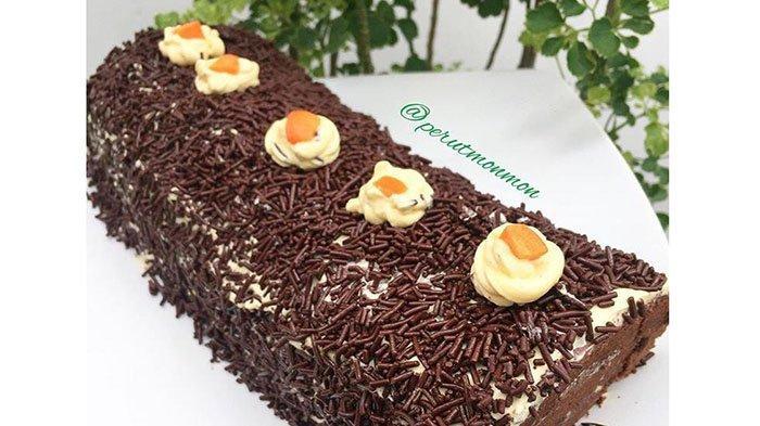 Cara Membuat Chocolate Roll Cake, Yuk Intip Bahan dan Proses Membuatnya