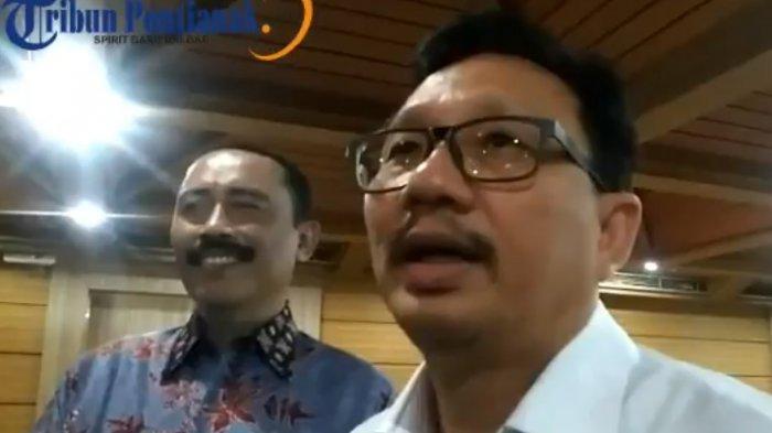 Christiandy Berharap Kehadiran Budi Waseso Tambah Semangat BNN Kalbar Berantas Narkoba
